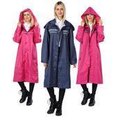 雨衣成人雙層防暴雨加厚連體雨披防水全身 優樂居