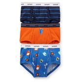 【美國Carter's】男童小內褲三件組 - 外星人系列 D31G024