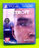 (缺) PS4 底特律 變人 Detroit: Become Human 亞版中英文合版