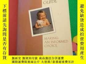 二手書博民逛書店The罕見Vaccine Guide:Making an Inf