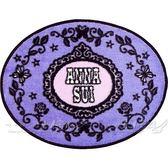 ☆17go☆ ANNA SUI 安娜蘇 薔薇紫蝶地毯