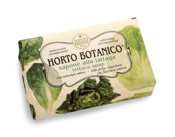 Nesti Dante 義大利手工香皂-萵苣皂 250g