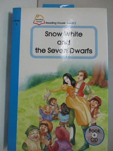 【書寶二手書T1/兒童文學_C7B】SNOW WHITE AND THE SEVEN DWARFS_精平裝: 平裝本