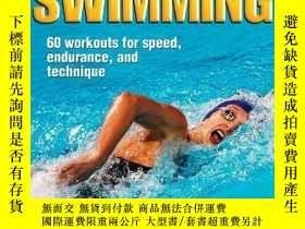 二手書博民逛書店Fitness罕見Swimming, Second EditionY256260 Emmett Hines H
