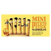 Mini Potato Stick 歐巴迷你薯薯棒(100g)【小三美日】進口零食 / 團購