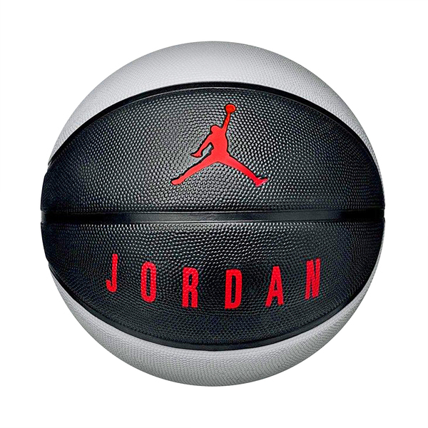 Nike Jordan Playground 8P [J000186504107] 籃球 7號 耐磨 控球佳 戶外 黑白