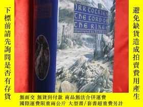 二手書博民逛書店The罕見Lord of the Rings (硬精裝) 【詳見