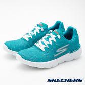 SKECHERS (女) 跑步系列 GO Run 400 - 14807TURQ