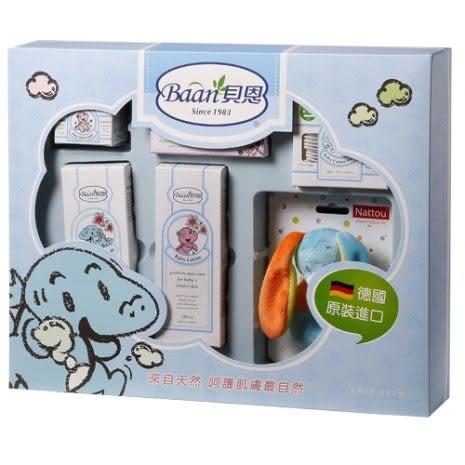 『121婦嬰用品館』貝恩 嬰兒護膚禮盒6件組