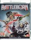 【玩樂小熊】現貨中 XBOXONE 遊戲 為戰而生 Battleborn 中文亞版