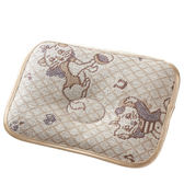 嬰兒枕頭夏季透氣新生幼兒夏天吸汗寶寶涼爽防偏定型枕頭0-1-3歲 潔思米