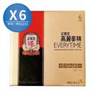 ◤最低價1233/盒◢正官庄 高麗蔘精 EVERYTIME 精緻禮盒10ml X30包/盒 X 6盒