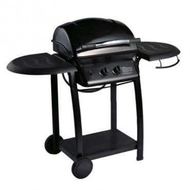 伊瓦納二爐頭瓦斯烤肉爐