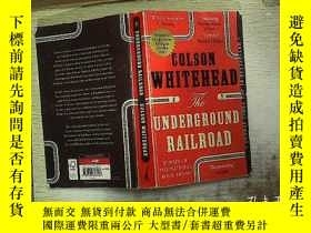 二手書博民逛書店the罕見underground railroad(地下鐵路)1