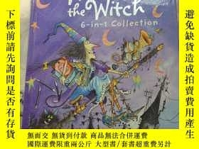 二手書博民逛書店Winnie罕見the Witch 6-in-1 collect