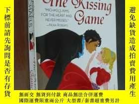 二手書博民逛書店The罕見Kissing game 情愛故事小說Y146810