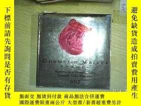 二手書博民逛書店COSMETIC罕見VALLEY FRANCE 2012Y203