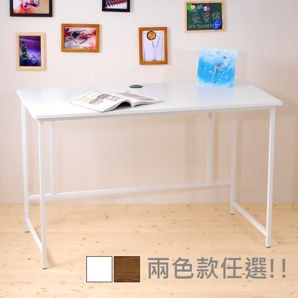 幸運草精緻生活館☆【DE-035】120平面工作桌/電腦桌 - -2色可選-台灣製造