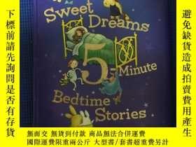 二手書博民逛書店Sweet罕見Dreams 5-Minute BedtimY30