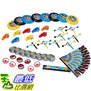 [美國直購] 神奇寶貝 精靈寶可夢周邊 American 5565697 Greetings Pokemon Party Favor Value Pack