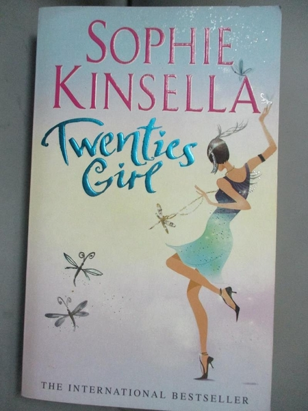 【書寶二手書T8/原文小說_MFS】Twenties Girl a Format_Sophi Kinsella