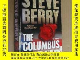 二手書博民逛書店The罕見Columbus Affair 英文原版 長32開Y1