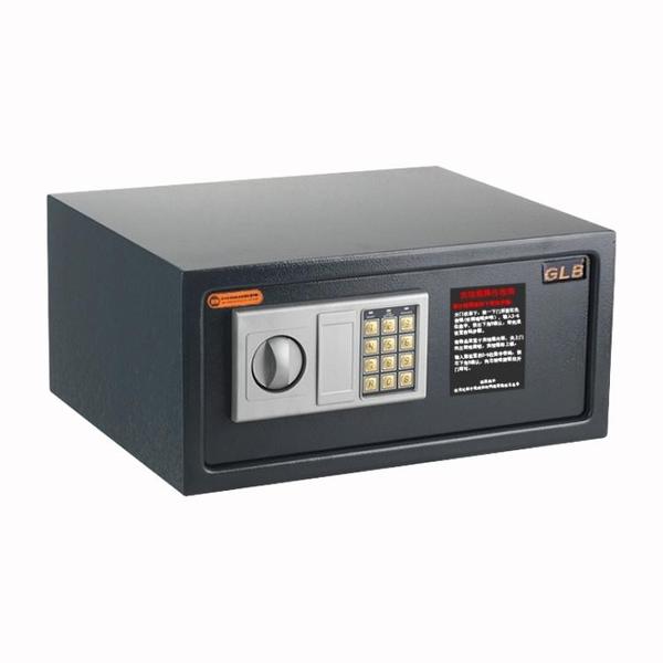 保險箱 賓館箱連鎖酒店保險箱小型電子密碼保險柜民宿保管箱家用密碼箱柜【快速出貨八折搶購】