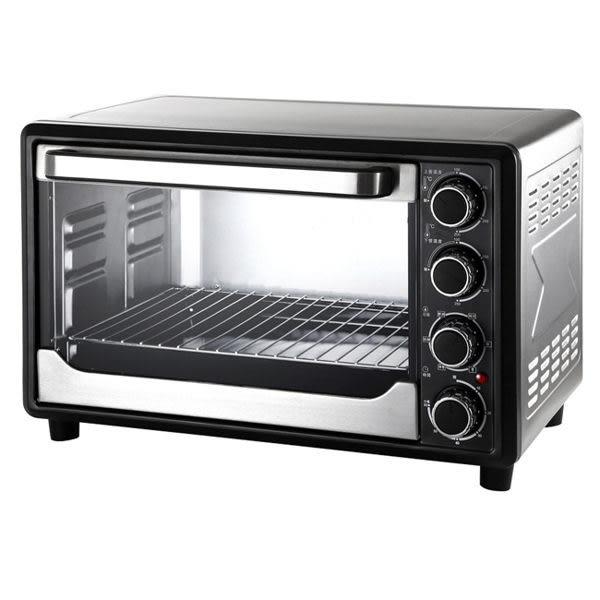 【居家cheaper】《免運費》鍋寶 33L雙溫控不鏽鋼烤箱  (OV-3300-D)