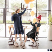 《DA6132》台灣製造.素面斜魚尾裙洋裝 OrangeBear
