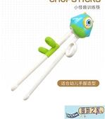 幼兒學習吃飯嬰兒訓練筷寶寶一段練習筷二段小孩家用吃飯餐具兒童輔助筷品牌【風鈴之家】