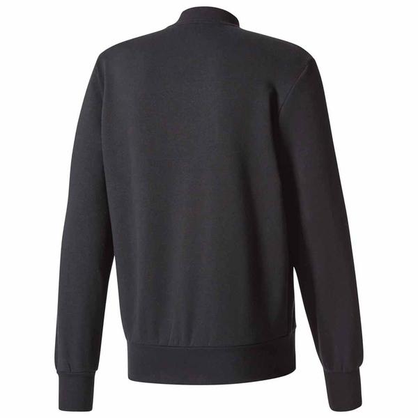 Adidas 服飾系列 ESS BOMBER Jacket -男款小圓領刷毛外套-  NO.BQ9631