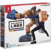 NS 任天堂實驗室 Toy-Con 02 Robot Kit(美版代購)
