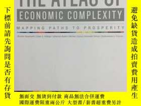 二手書博民逛書店THE罕見ATLAS OF ECONOMIC COMPLEXIT