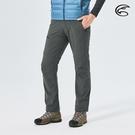 ADISI 男防風超撥水雙層保暖長褲AP2021027 (S-2XL) / 城市綠洲 (防潑水 刷毛 天鵝絨 快乾 彈性 戶外機能)