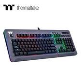 【綠蔭-免運】曜越 Level 20 RGB Cherry MX 機械式青軸電競鍵盤鈦灰特仕版
