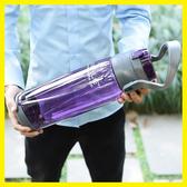 大容量太空杯塑料水杯便攜戶外運動水壺2000ml健身耐摔超大水杯子Mandyc