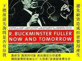 二手書博民逛書店Buckminster罕見Fuller R.Y364682 R. Buckminster Fuller Arc