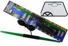《100%台灣製》強波型 汽車音響收音機天線 貼式 玻璃天線 黏貼式天線 隱藏天線 汽車天線 FM AM