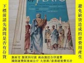 二手書博民逛書店DIALOGUES罕見OF PLATOY211464 Plato(柏拉圖) POCKET 出版1955