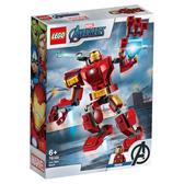 樂高 LEGO 76140 Iron Man Mech