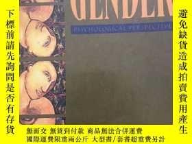 二手書博民逛書店Gender:罕見Psychological Perspecti