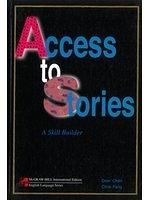 二手書博民逛書店 《Access to Stories》 R2Y ISBN:9574931919│陳明華