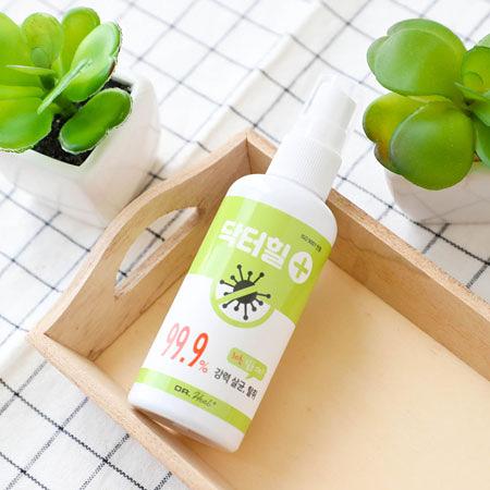 韓國 DR. Heal+ HClO 次氯酸噴霧隨身瓶 90ml 抗菌 乾洗手 洗手 防疫