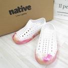 Native JEFFERSON GLOSS CHILD 小童 洞洞鞋 131001218948【iSport愛運動】