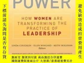 二手書博民逛書店Enlightened罕見Power: How Women Are Transforming The Practi