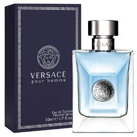 Versace Pour Homme 凡賽斯 經典男性淡香水 50ml【七三七香水精品坊】