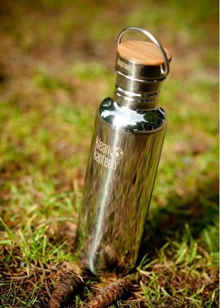 丹大戶外【Klean Kanteen】竹蓋27盎司不鏽鋼水瓶800ml食品級18/8不鏽鋼K27SSLRF鏡面/霧面