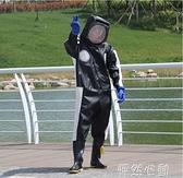 防蜂衣 馬蜂服全套透氣專用加厚胡蜂服防蜂帽衣防護全身防蜂連身衣馬蜂衣 NMS 怦然心動