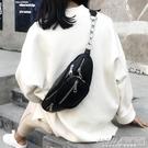 超火ins小包包女夏天2020新款時尚日韓斜跨復古chic學生腰包胸包『新佰數位屋』