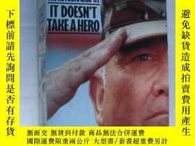 二手書博民逛書店It罕見Doesn`t Take A Hero 插圖本Y1468
